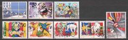 Switzerland 1992 Mi 1474-1481 - Zwitserland