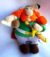 PELUCHE ABRARACOURSIX - ASTERIX Mühleck 1994 - Asterix & Obelix