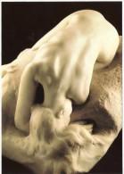 AUGUSTE RODIN - LA DANÄIDE 1889-90  -  POSTCARD - Sculptures