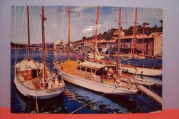SAINT- MANDRIER --- Le Port De Plaisance - Autres Communes