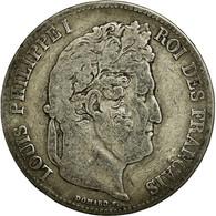 Monnaie, France, Louis-Philippe, 5 Francs, 1839, Rouen, TB, Argent, KM:749.2 - France