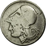 Monnaie, Grèce, 50 Lepta, 1926, TTB, Copper-nickel, KM:68 - Grèce
