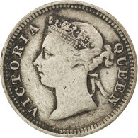 Straits Settlements, Victoria, 5 Cents 1888, KM 10 - Munten