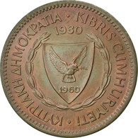 Chypre, 5 Mils 1980, KM 39 - Cyprus
