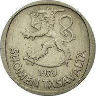 Monnaie, Finlande, Markka, 1979, TTB, Copper-nickel, KM:49a - Finlande