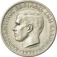 Monnaie, Grèce, Constantine II, 5 Drachmai, 1971, SUP, Copper-nickel, KM:100 - Grèce