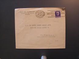 Invention Science Discovery VISITATE LA MOSTRA INVENZIONI A MILANO Annullo Cancel ROMA 1939 Italy Italia - Wissenschaften