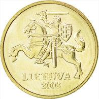 [#88333] Lituanie, 10 Centu 2008, KM 106 - Lituanie