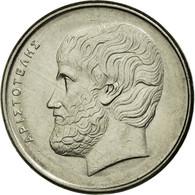 Monnaie, Grèce, 5 Drachmai, 1976, SUP, Copper-nickel, KM:118 - Grèce