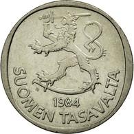 Monnaie, Finlande, Markka, 1984, TTB, Copper-nickel, KM:49a - Finlande