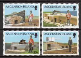 ASCENSION. 2000 FORTS SET, MNH. - Ascensione