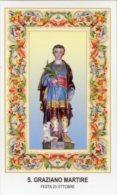 Santino SAN GRAZIANO MARTIRE - PERFETTO H87 - Religione & Esoterismo