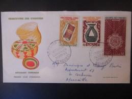 Comores Premier Jour , Artisanat Comorien 1963 - Comoro Islands (1950-1975)