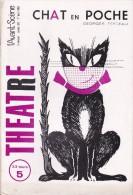 Avant-Scène Théâtre N° 329 - Chat En Poche De Georges Feydeau - Théâtre