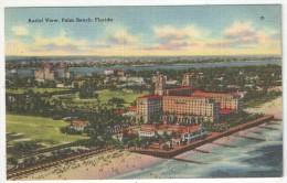 Aerial View, Palm Beach, Florida - Palm Beach