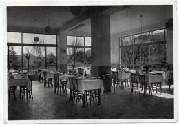 LAZIO-ROMA-MONTE PORZIO CATONE VEDUTA RISTORANTE HOTEL GIOVANNELLA SALA INTERNA ANNI 50 - Altre Città