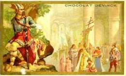 Chocolat Devinck Clovis - Chocolate