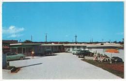 The Ortona Motel, Ocean Route A-1-A, Florida - Daytona