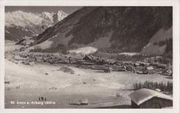 Autriche - Saint Anton Am Arlberg - Postmarked 1933 - St. Anton Am Arlberg