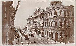 Brésil - Pernambuco - Avenida De Olinda - Recife