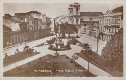 Brésil - Pernambuco - Praça Maciel Pinheiro - Recife