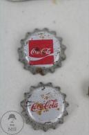 Nice Small Coca Cola Advertising Relief Caps - Pin Badge #PLS - Coca-Cola