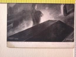 Cart . -  Divina Commedia Ed. V. Alinari -Inferno C. X -Vedi Là Farinata Che S'è Dritto- Dalla Cintola Insu Tutto Il ... - Libri