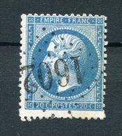 !!! GC 1602 FUANS (DOUBS) - 1849-1876: Periodo Classico
