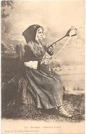 Dépt 63 - LA TOUR-D'AUVERGNE - Fileuse De Latour - (costume Traditionnel, Folklore) - Sonstige Gemeinden