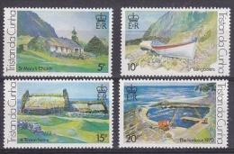 Tristan Da Cunha 1983 Landscapes 4v ** Mnh (20958) - Tristan Da Cunha