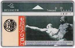 BELGIUM A-521 Hologram Belgacom - 501H - used