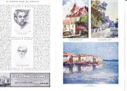 Journal Illustré CHANTECLAIR 272-11-1930  Numéro Spécial 11ème SALON DES Peintres MEDECINS Arbois Arles Martigues Lyons - Biographie