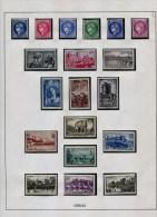 COLLECTION FRANCE COMPLETE 1938/1959 MAJ. NEUVE** COTE ENORME TB/SUP