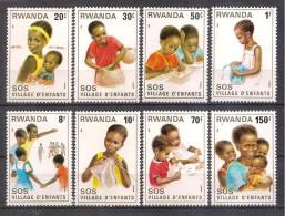 Rwanda 1981 - Children's Village - Rwanda