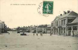0115 753: Fauville  -  Place De L'Hôtel De Ville - Ohne Zuordnung