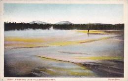 Wyoming Yellowsatone National Park Prismatic Lake