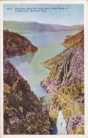 Wyoming Yellowstone National Park Shoshone Reservoir And Dam Cody Road To Yellowstone National Park