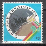 Ghana   Scott No   545   Used     Year  1974 - Ghana (1957-...)