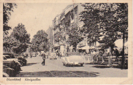 AK Düsseldorf - Königsallee (13789) - Duesseldorf