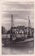 Ar - Cpsm Petit Format LA TURBALLE - Bateau De Pêche - La Turballe