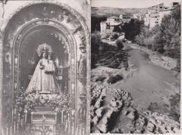 2 CARTOLINE DI Alcañiz - ARAGON - NON VIAGGIATE - Non Classés