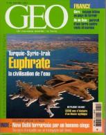 GEO N°282, Août 2002 - Géographie