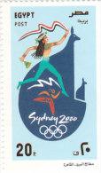 Stamps EGYPT 2000 SC-1767 SYDNEY OLYMPICS MNH */* - Egypt