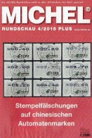 MICHEL Briefmarken Rundschau 4/2015-plus Neu 6€ New Stamps World Catalogue And Magacine Of Germany ISBN 9 783954 025503 - Livres Pour Enfants