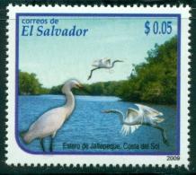 Salvador 2009 ( Hors Série : échassier ) Mnh*** - Storchenvögel