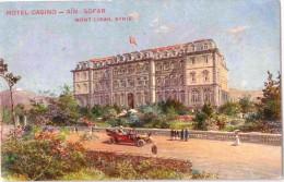 mont liban/ hotel casino AIN SOFAR