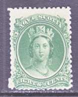 Nova Scotia  11  * - Unused Stamps