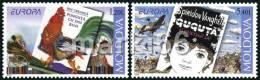 Moldova - 2010 - Europa ´CEPT - Children Books - Mint Stamp Set - Moldavia
