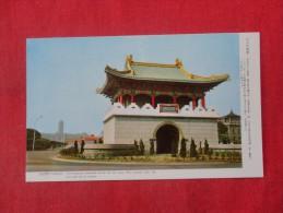 Taiwan Taipei  Castle   Ref  1777 - Taiwan