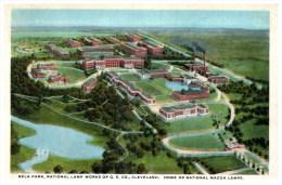 2357 OH Cleveland 1920's Nela Park Nat. Lamp Works